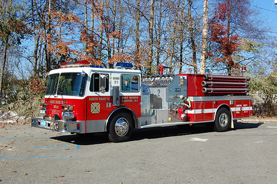 Roxbury Engine 21 1991 KME 1750-1000 Photo by Chris Tompkins