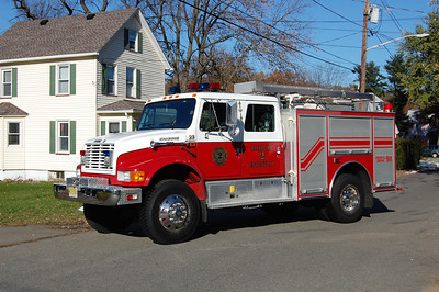 Roxbury Engine 23 1995 International-Simon Atlantico 500-400 Photo by Chris Tompkins