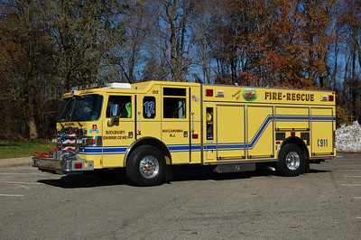 Roxbury Engine 12 2006 Pierce Dash 1500-750-50B Photo by Chris Tompkins