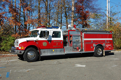 Roxbury Engine 22 1997 International - Central States 1500-700-30B Photo by Chris Tompkins
