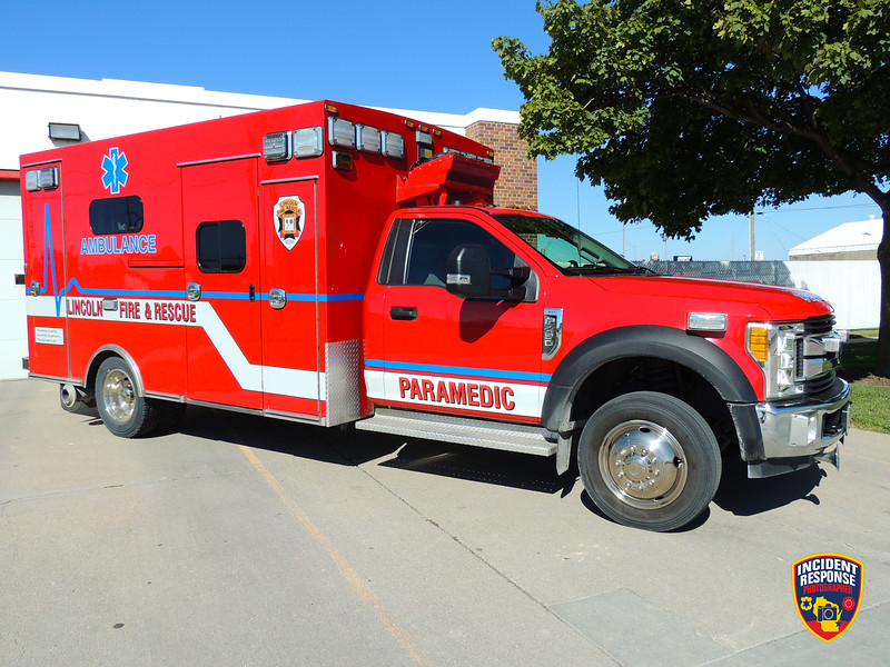 Lincoln Fire & Rescue Ambulance 3