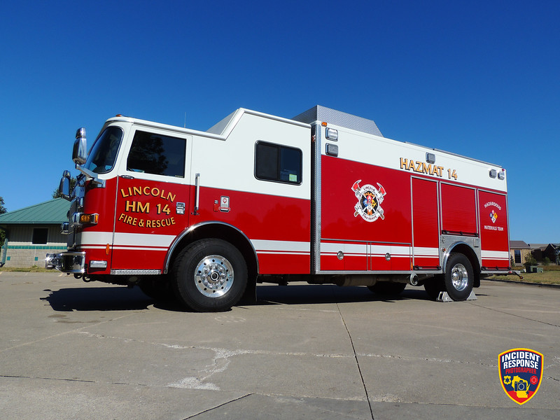 Lincoln Fire & Rescue HAZMAT 14