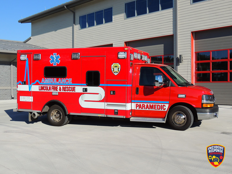 Lincoln Fire & Rescue Ambulance 12