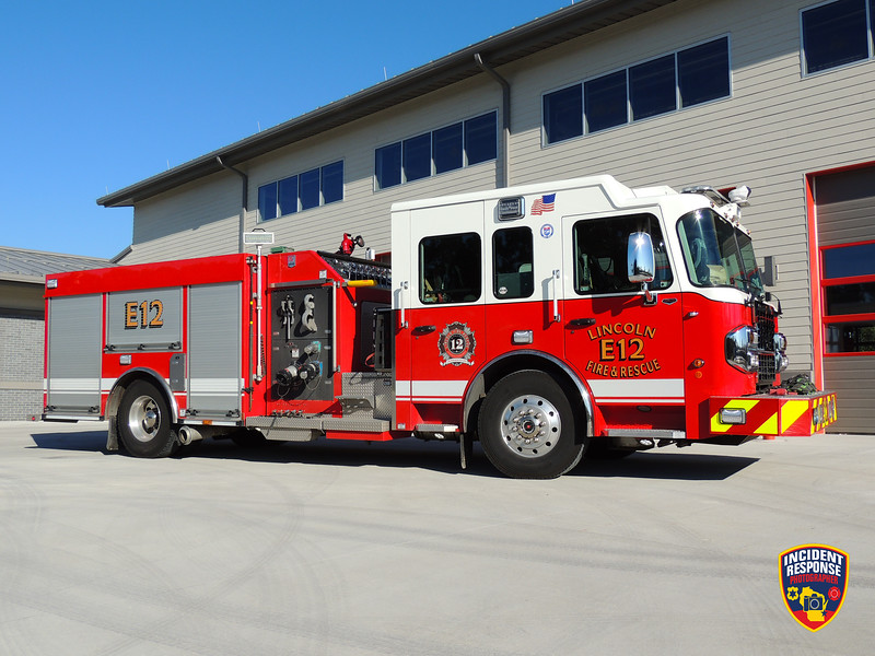 Lincoln Fire & Rescue Engine 12