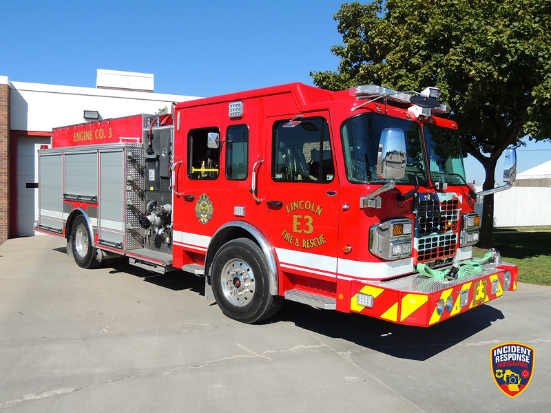 Lincoln Fire & Rescue Engine 3