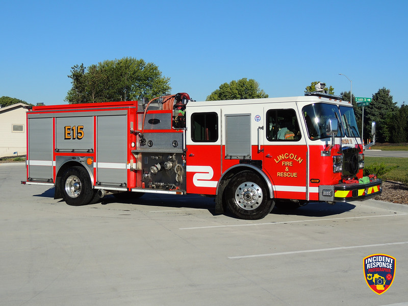 Lincoln Fire & Rescue Engine 15