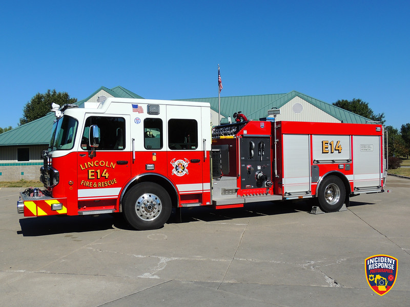 Lincoln Fire & Rescue Engine 14