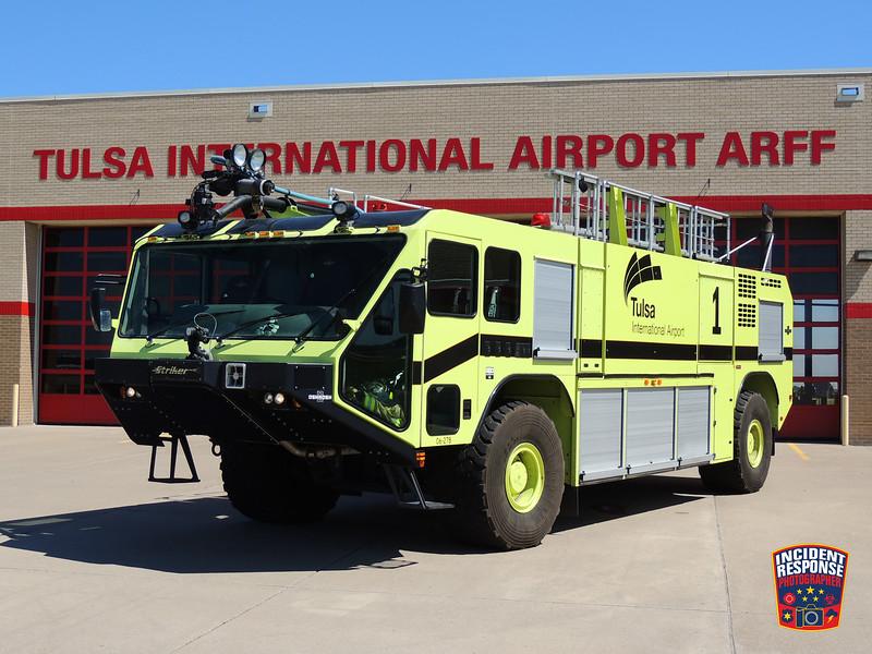 Tulsa International Airport ARFF Unit 1