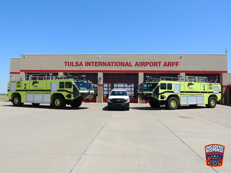 Tulsa International Airport ARFF