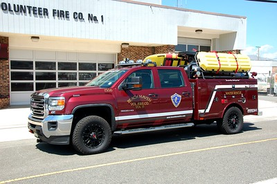 Beach Haven Water Rescue 1506 2015 GMC 3500HD - BFX Fire Photo by Chris Tompkins