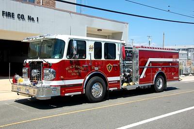 Beach Haven Engine 1511 2015 Spartan ER 2000-500 Photo by Chris Tompkins