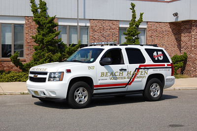 Beach Haven Command 1507 2007 Chevy Tahoe  Photo by Chris Tompkins