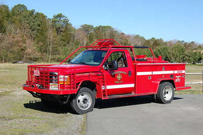 Eagleswood Brush 5209 1999 Ford F450-Omaha 200-300 Photo by Chris Tompkins