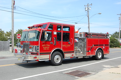 High Point Engine 5101 1999 Spartan Gladiator - S&S 1500-1000 Photo by Chris Tompkins