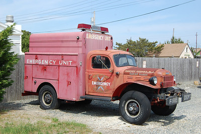 High Point Ex. Utility 1963 Dodge Power Wagon-Morysville Photo by Chris Tompkins
