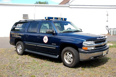 Stafford Twp Ladies Aux 2000 Chevy Surburban  Photo by Chris Tompkins