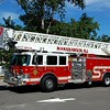Stafford Twp Tower 4715 1989 Pierce Arrow 1500-250-105' Refurbed in 2011  Photo by Chris Tompkins