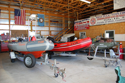 West Tuckerton Dive Boats Photo by Chris Tompkins