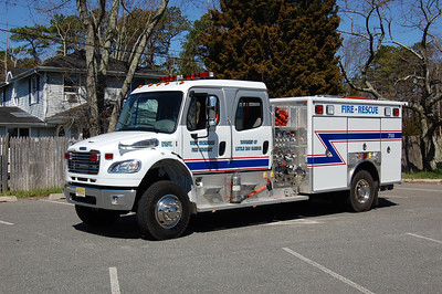 West Tuckerton Engine 711 2008 Freightliner-EVI 1000-650-25A Photo by Chris Tompkins