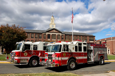Hawthorne Old and New Engine 1