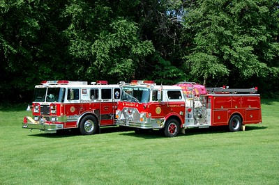 Wyckoff Old and New Engine 2