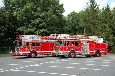 Ho-Ho-Kus Old 732 and New 741