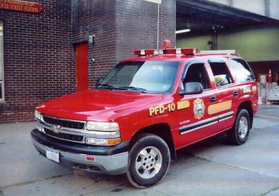 C T  Poughkeepsie, N Y  Car 10 (2005)