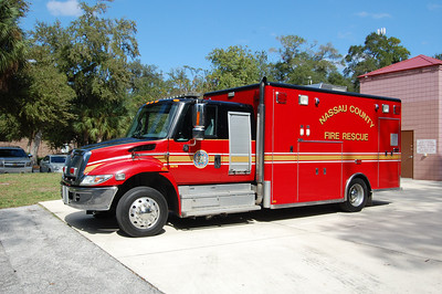 Nassau County Fl Rescue 20 2005 International - Horton Photo by Chris Tompkins