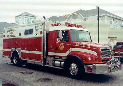 C T  Ocean City, MD  Rescue 7 (2002)