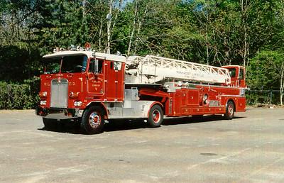 Manhasset - Lakeville, N Y  T-22 (1991)