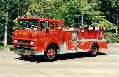 Manhasset - Lakeville, N Y  E-25 (1991)