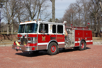 Garden City Engine 145 1991 Spartan-RD Murray 1500-500 Photo by Chris Tompkins