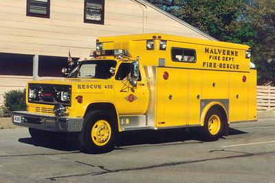 Malverne, N Y  R-438 (1991)