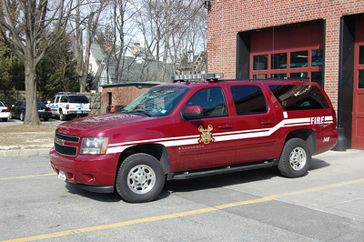 Garden City Command 140 2009 Chevy Surburban Photo by Chris Tompkins