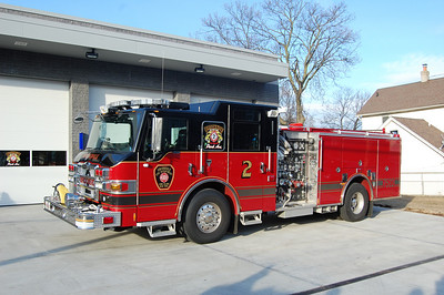 Uniondale Engine 7522 2010 Pierce Velocity 1500-500 Photo by Chris Tompkins