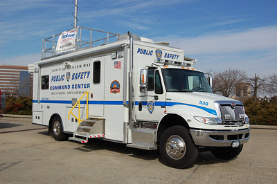 Oyster Bay Mobile Command Unit