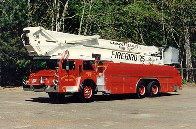 Manhasset - Lakeville, N Y  T-27 (1991)
