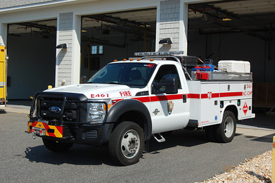 National Parks Service Brush 461 2010 Ford F550-Knapheide 150-300 Photo by Chris Tompkins