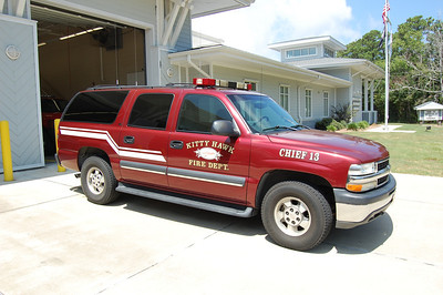 Kitty Hawk Command 13 Photo by Chris Tompkins