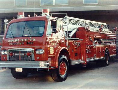 Highland Falls, N Y  T-429 (1988)