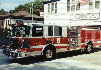 C T  Ardsley, N Y  E-164 (2005)