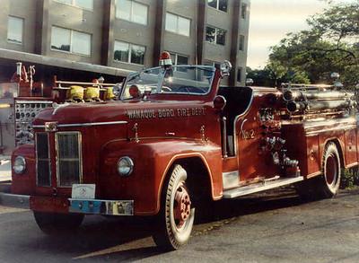 Wanaque 543-1 spare (1989)