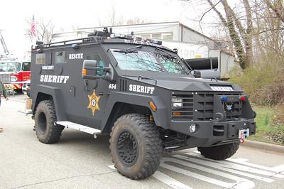 Passaic County Bomb Squad