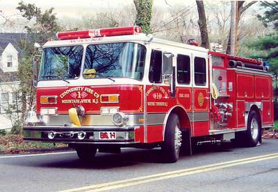 C T  Wayne E-1-1 (2001)