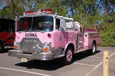 GEMMA - Pink Heals Mack CF. (2012)