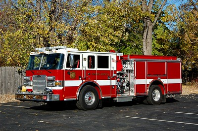 Pompton Lakes Engine 53 2016 Pierce Arrow XT 1500-50-40A  Photo by Chris Tompkins