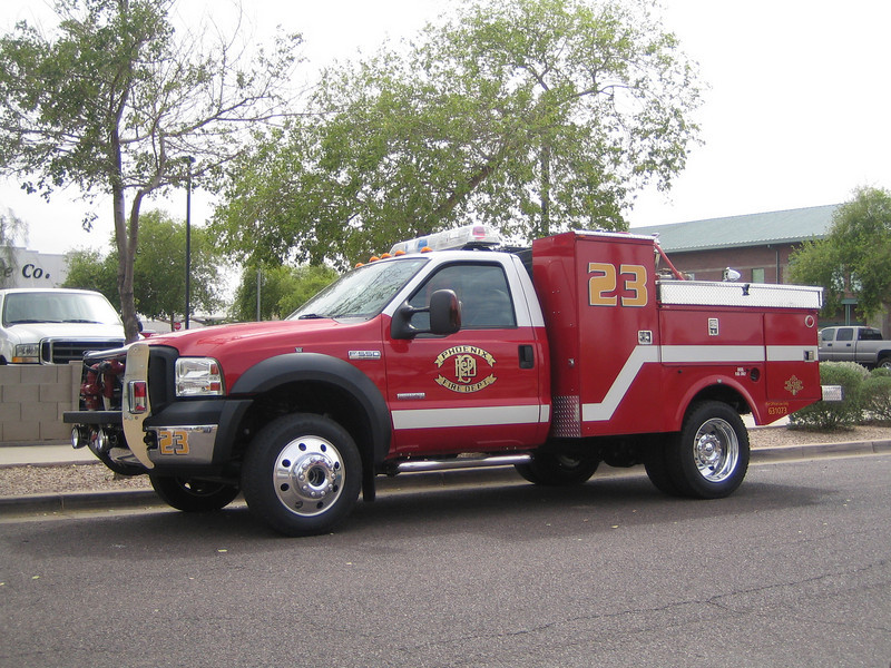 BR23 2006 Ford F550 #631073
