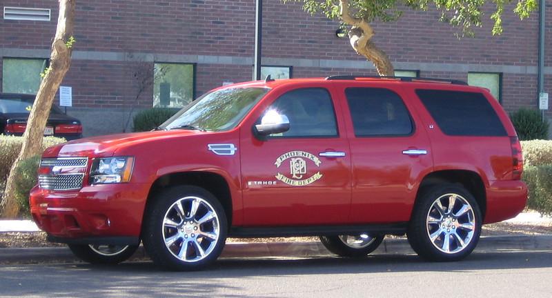 C11 2007 Chevy Tahoe