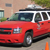 UASI Communications Car 2007 Chevy Suburban