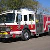 E6 2005 American Lafrance Eagle Mid-Engine Rear Pump 1250gpm 500gwt 80gfts CAFS #531065